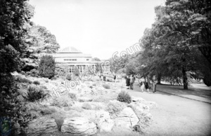 Valley Gardens, Sun Pavilion and Scree Garden